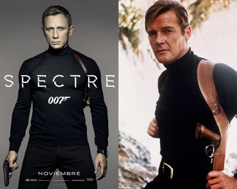 1 james bond 830x664 Daniel Craig, un James Bond que viste de Tom Ford